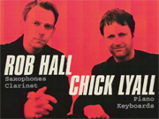 Rob Hall# Chick Lyall