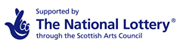 Scottish Arts Council/National Lottery.