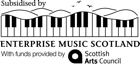 Enterprise Music Scotland.